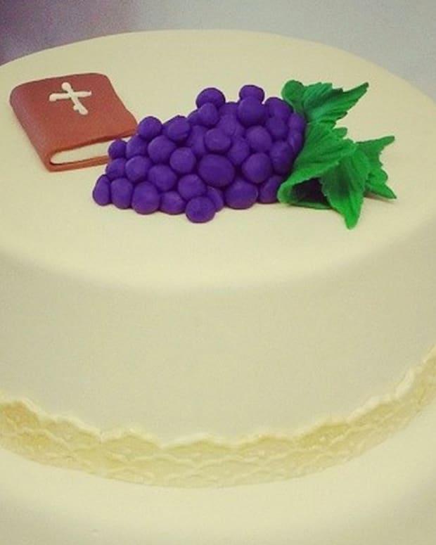 Azucar Bakery's Cake.