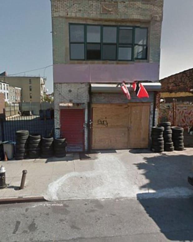 Brooklyn Grate.