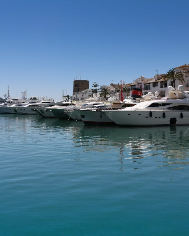 Puerto Banus, Spain.