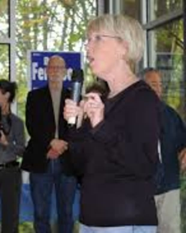 Sen. Patty Murray.