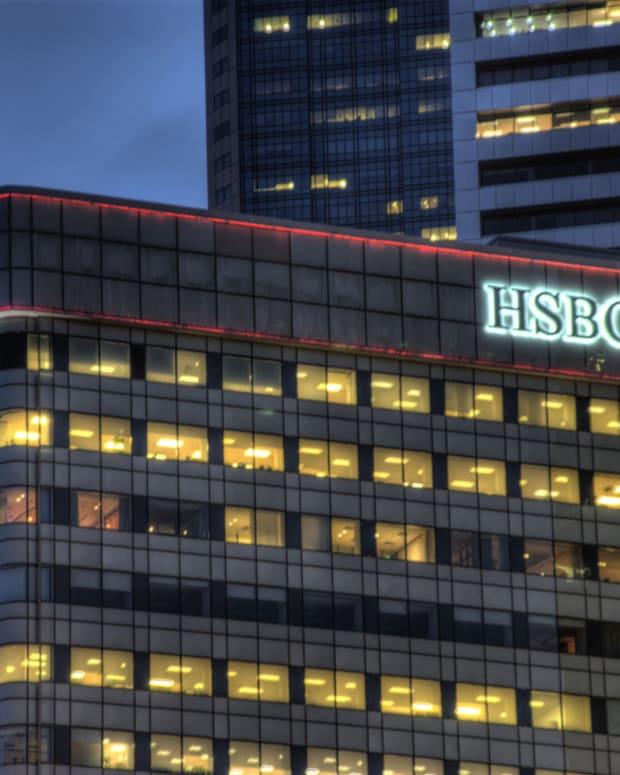 HSBC Bank.