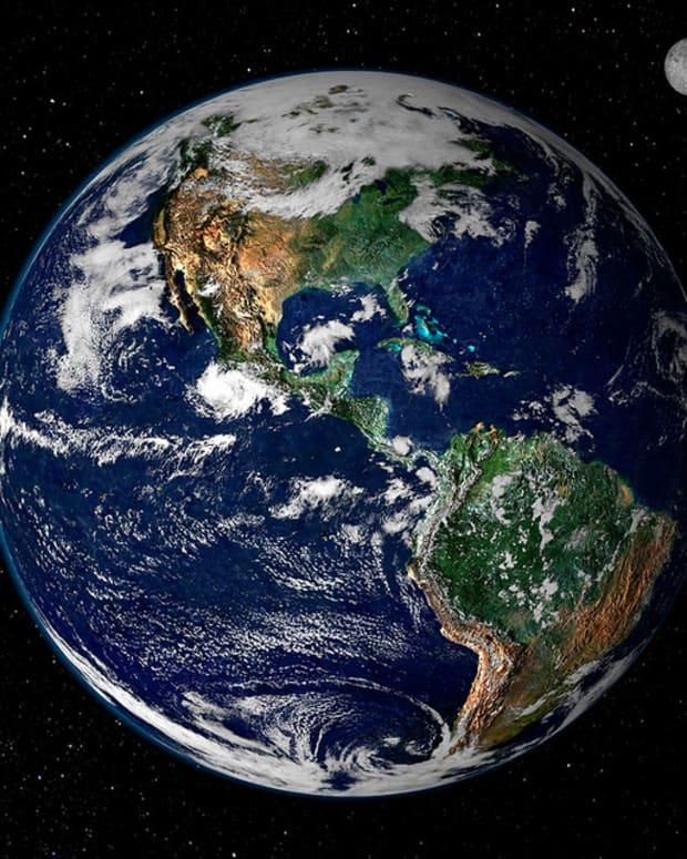 The Earth.