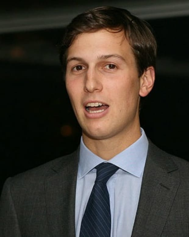 Jared Kushner Under Investigation Promo Image