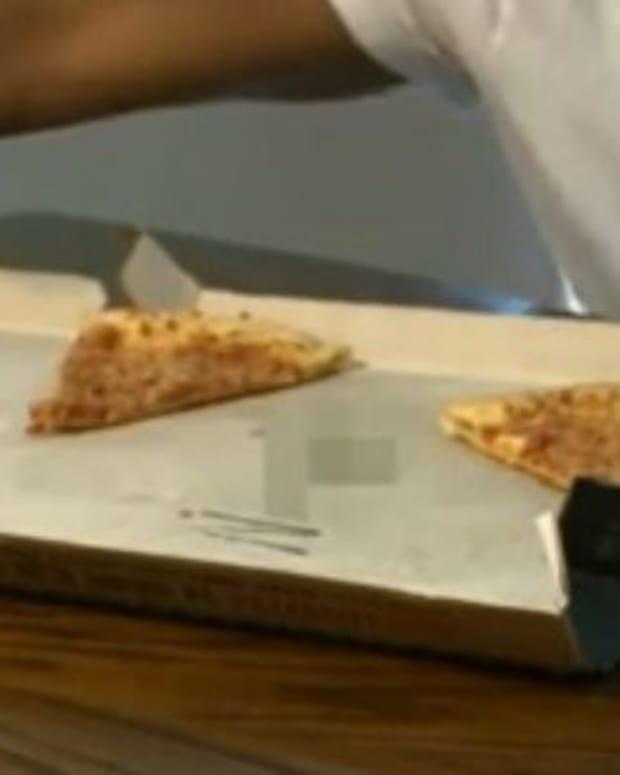 Pizza Hut Box.