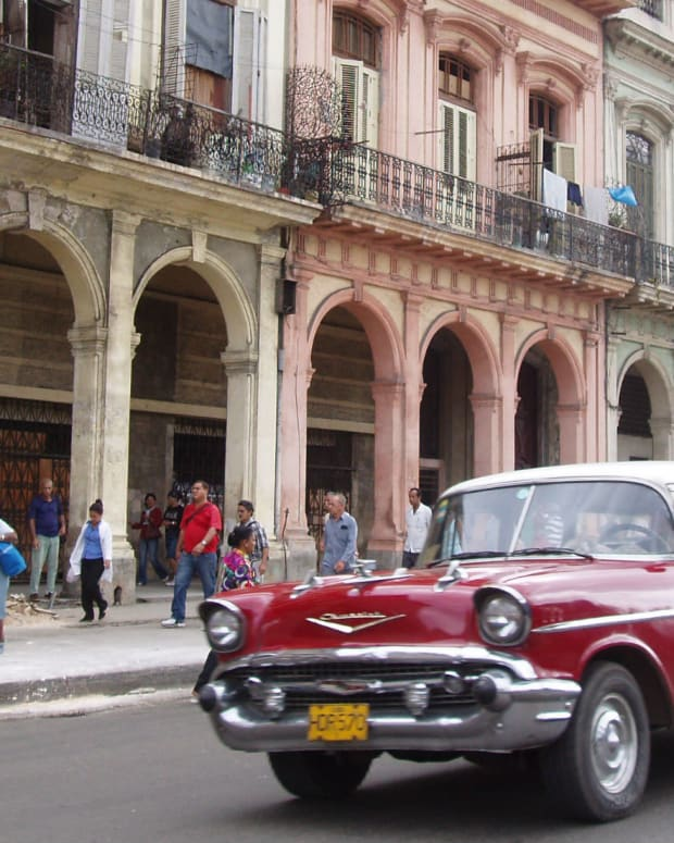 Obama's Visit Won't Make Cuba A Democracy Overnight Promo Image
