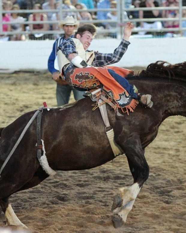Teen Dies From Injuries At Rodeo In Front Of Thousands Promo Image