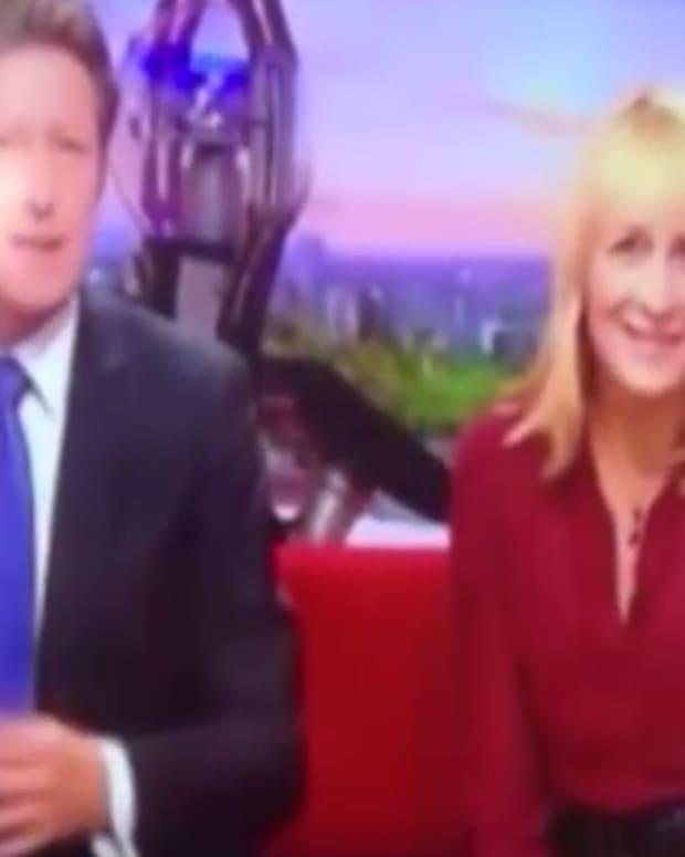 Robot Cursing BBC