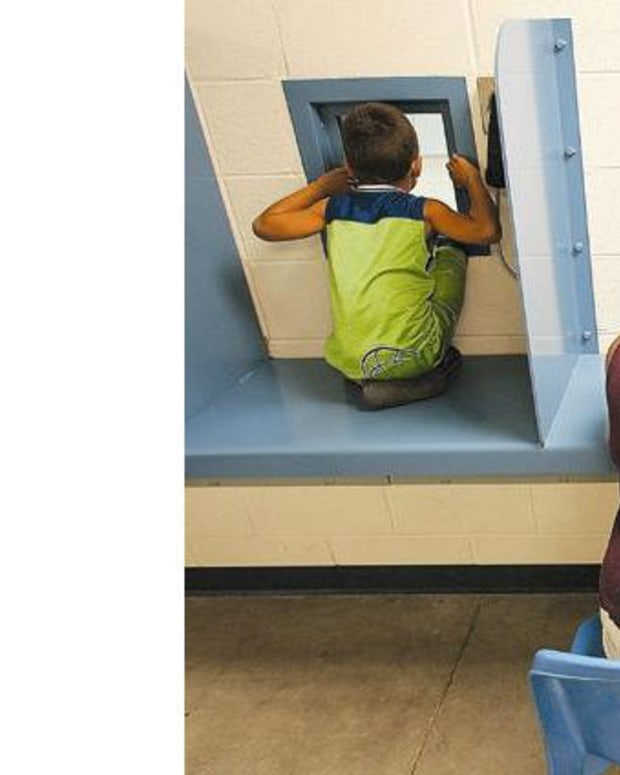 Study: Kids With Imprisoned Parents Disadvantaged Promo Image