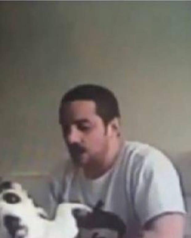 Woman Reviews Surveillance Footage, Immediately Turns Her Boyfriend In (Video) Promo Image