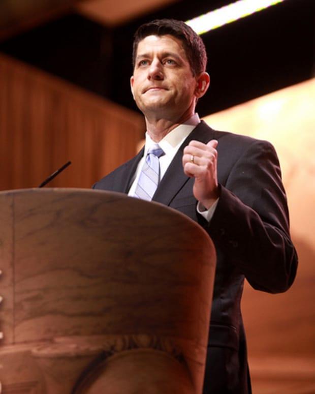 Republican Rep. Paul Ryan Of Wisconsin