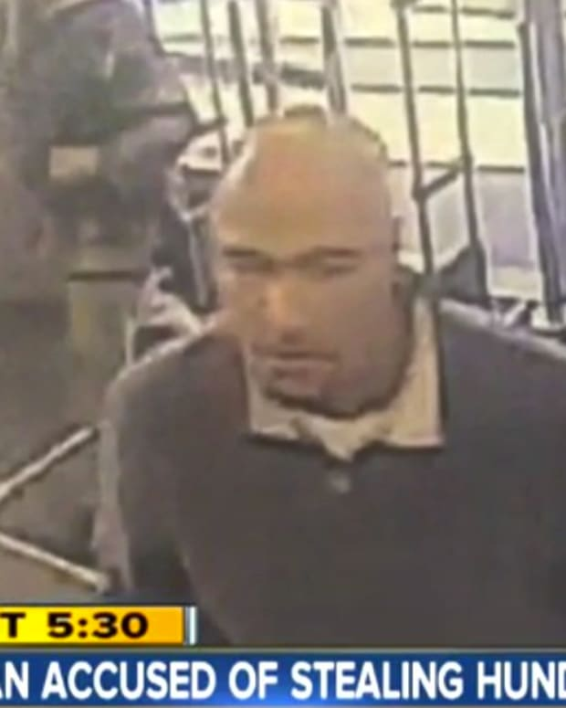 Bald Man Suspected Of Stealing Rogaine (Video) Promo Image