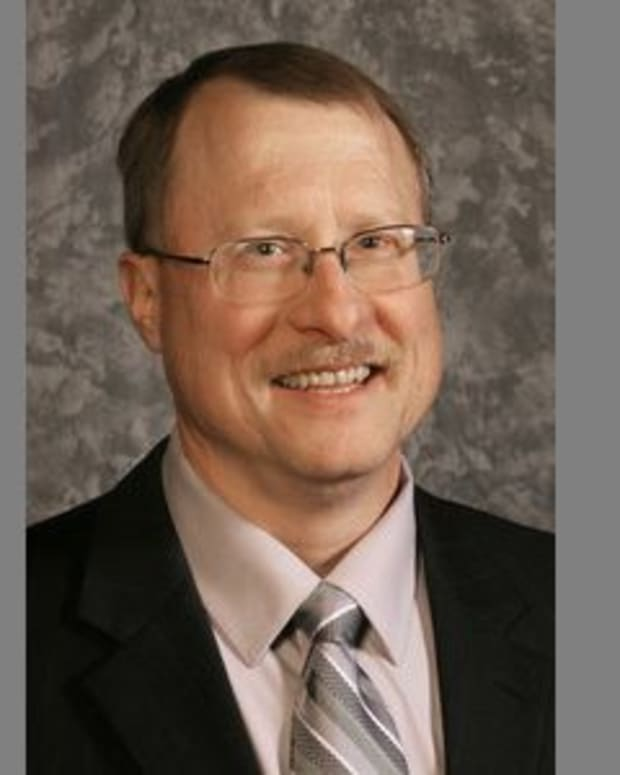 Republican Kansas State Senator Mitch Holmes