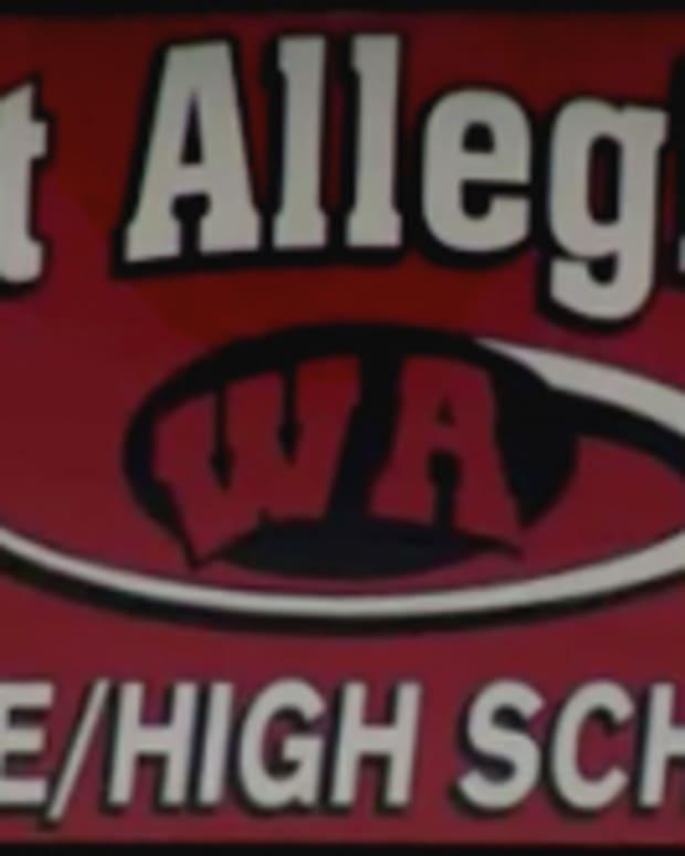Allegheny logo.
