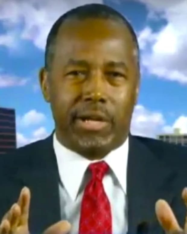 Ben Carson Warns America Is Near Carnage, Death (Video) Promo Image