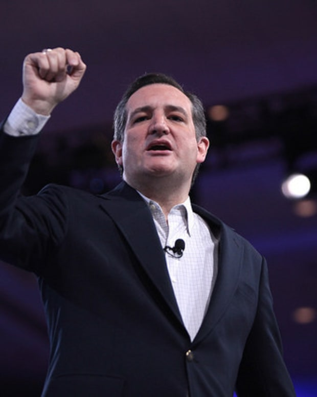 Cruz: Obama Administration The Laughingstock Of World Promo Image