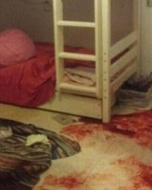 13-Year-Old Girl Stabbed To Death In Her Own Bed Promo Image