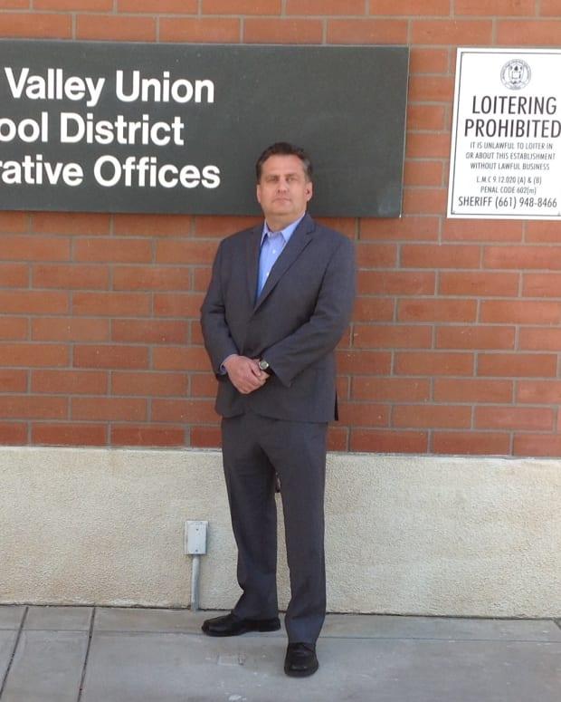 California School District Sued, Accused Of Censorship Promo Image