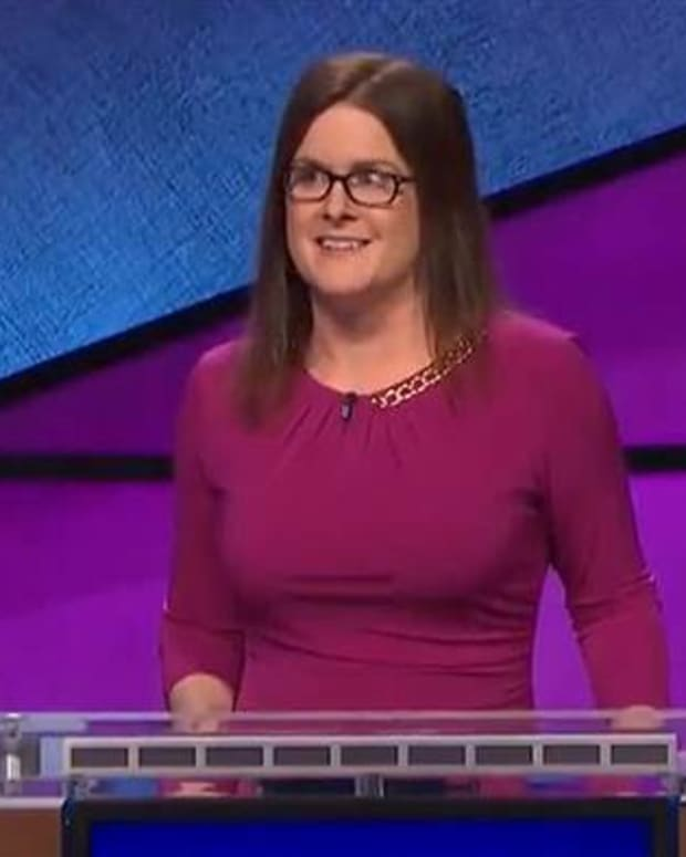 "Laura Ashby on ""Jeopardy."""