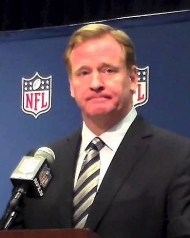 NFL Put Taxpayers On Hook For $16 Million Brain Study Promo Image