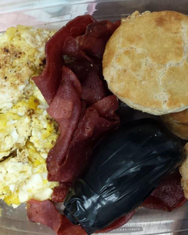 Spiced Breakfast.