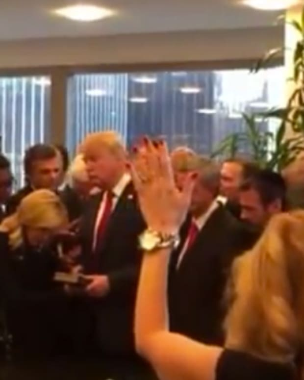 Donald Trump Televangelists