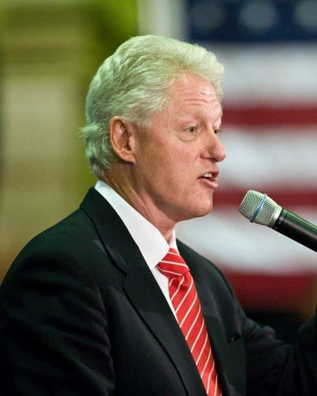 Bill Clinton Strangely Criticizes 'Awful' Obama Years Promo Image
