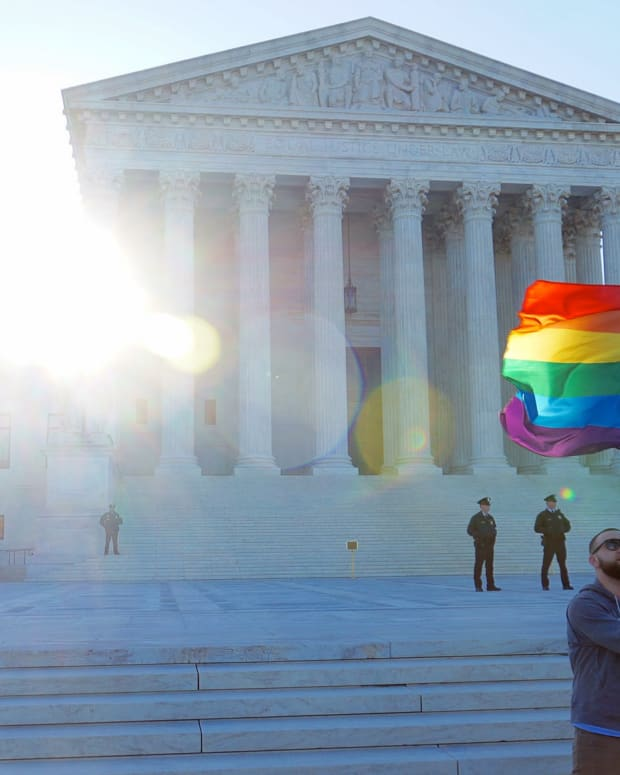 Alabama Bill Would End Marriage Licenses For Residents Promo Image