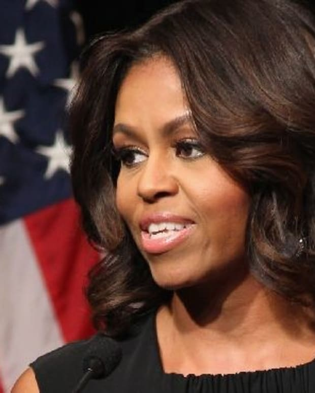 Michelle Obama In Hot Water Over Use Of Racial Slur Promo Image