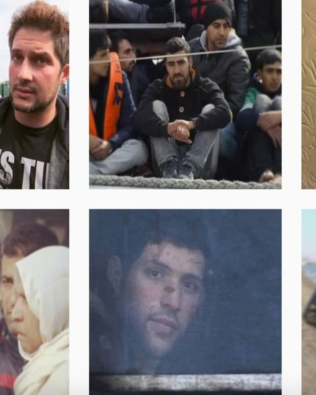 'Hot Migrants' Instagram Page Offends, Entertains Promo Image