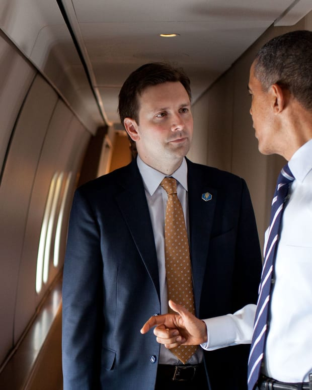 Press Secretary Josh Earnest.