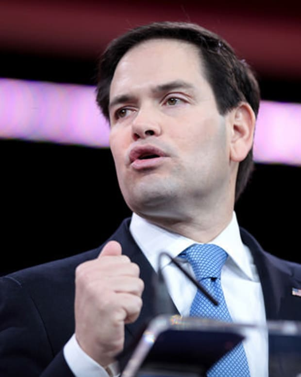 Rubio Reverses Course, Will Run For Senate Re-Election Promo Image