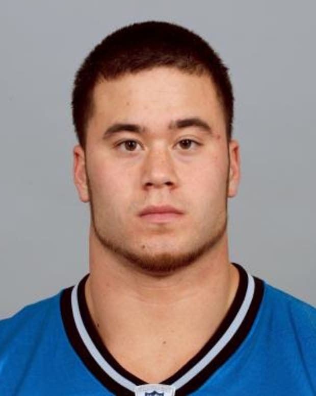 Daniel Holtzclaw pictured in a 2009 NFL headshot