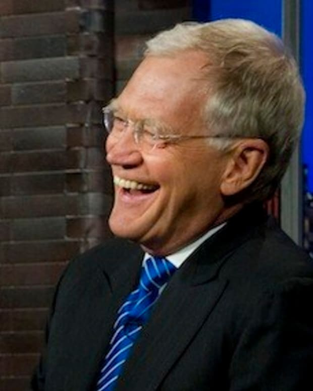 This Is What David Letterman Looks Like Now (Photos) Promo Image