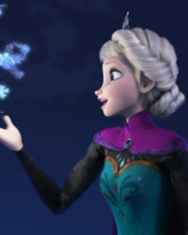 'Frozen' Fans Want Elsa To Be First LGBT Disney Princess Promo Image