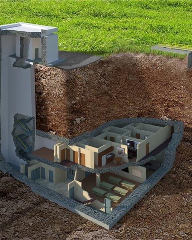 Underground Bunker in Georgia.