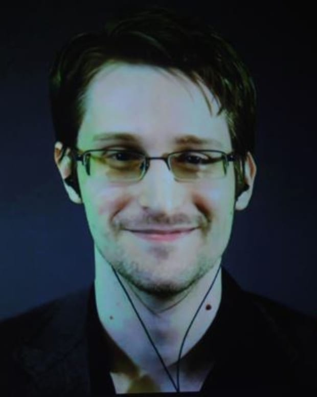 Obama: Snowden Leak Not Public Service Promo Image