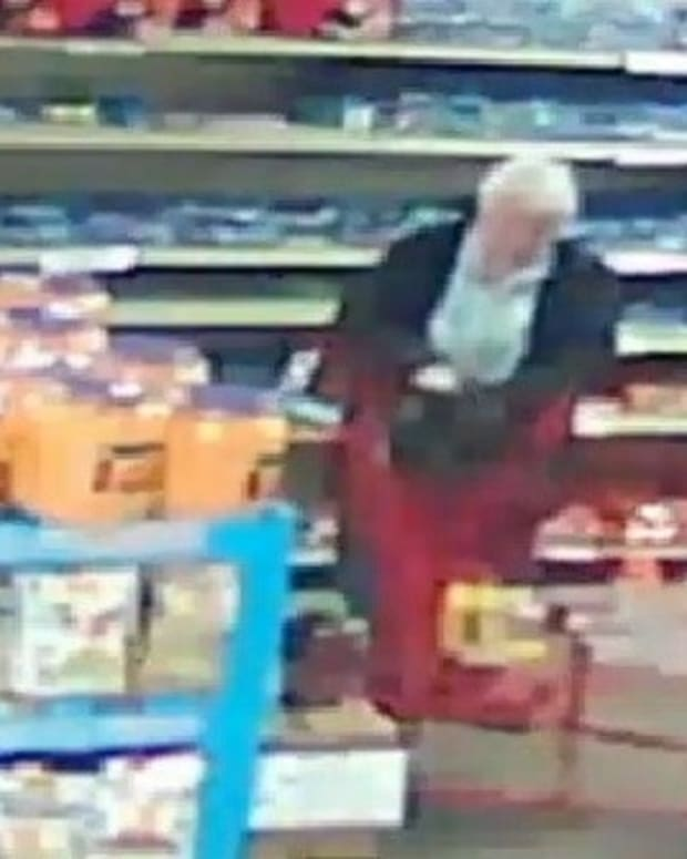 Police Shocked To Find Nun Shoplifting (Video) Promo Image