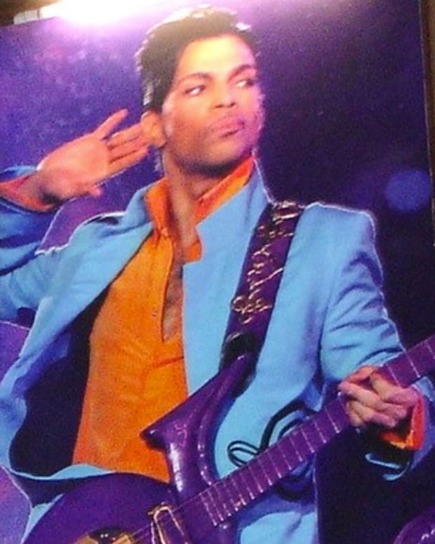 Sister: Prince Did Not Leave A Will Promo Image