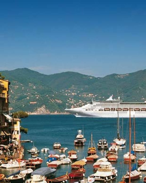 Cruise On The Mediterranean