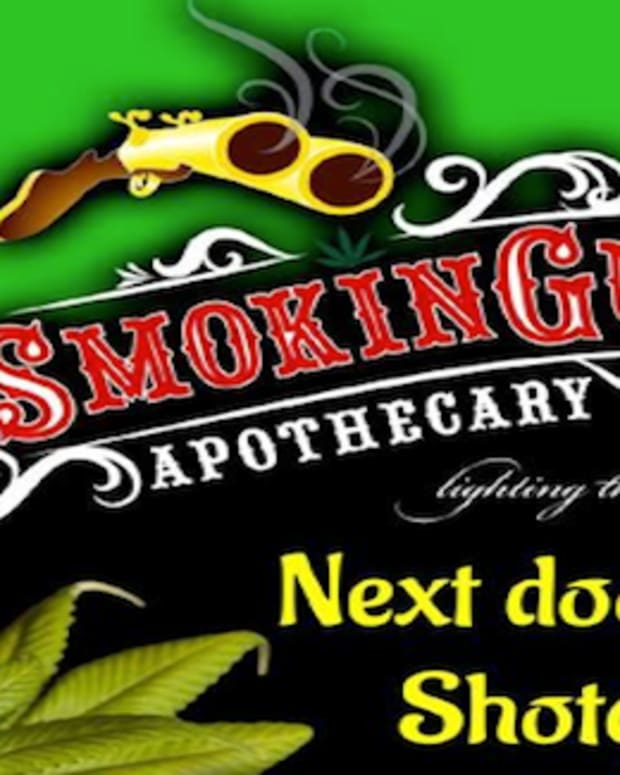 Smoking' Gun Apothecary