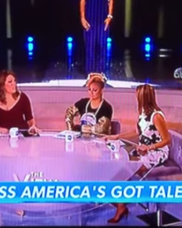 ABC's 'The View' Drew Heat For Remarks About Nurses.