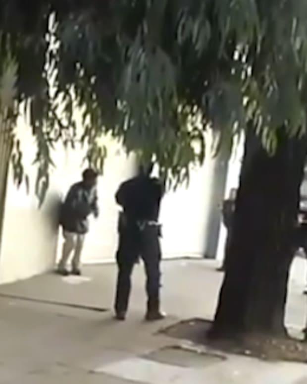 San Francisco Police Kill Man With Knife.