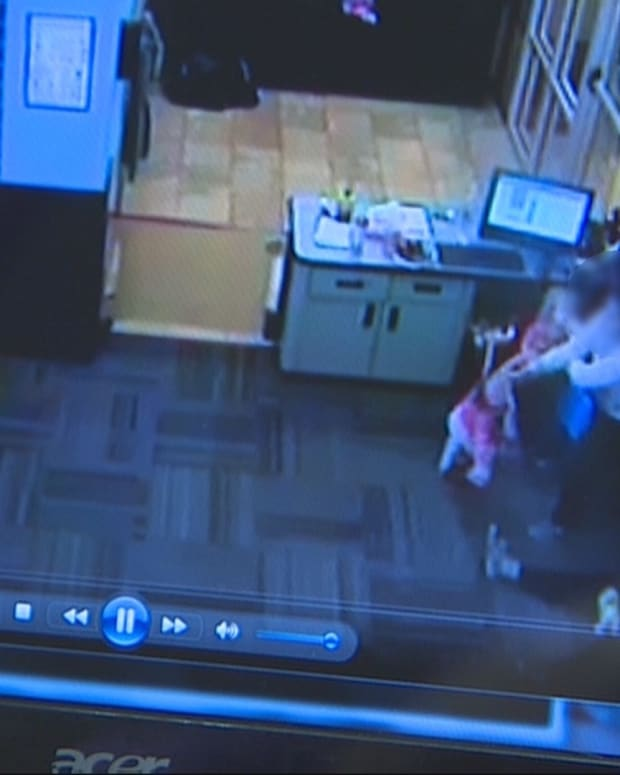 Daycare Worker Slaps Child On Snapchat (Video) Promo Image