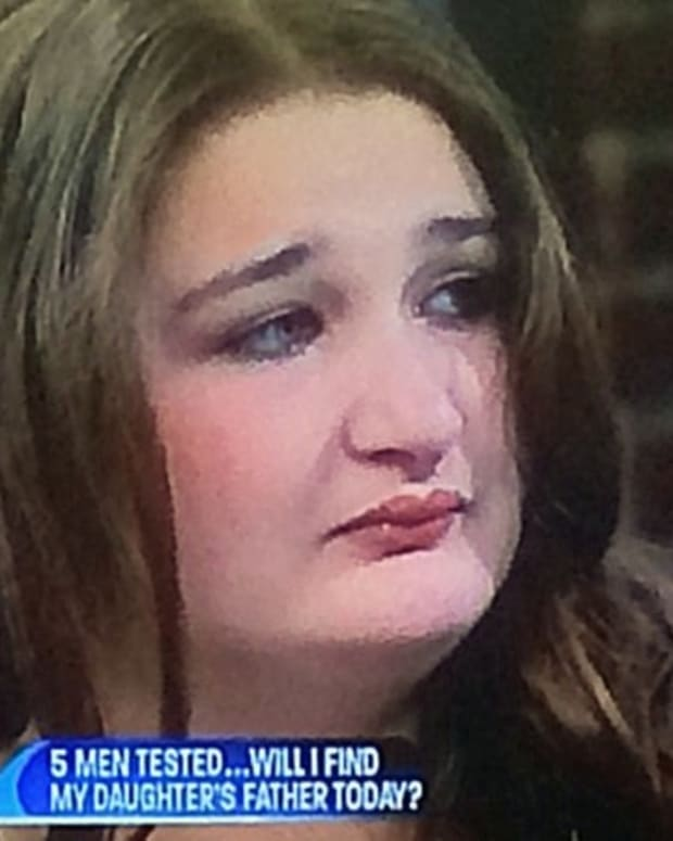 Ted Cruz Lookalike Appears On Maury Promo Image