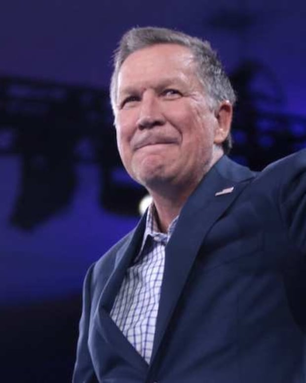 Kasich Blasted For Citing Muslim 'No-Go Zones' Promo Image