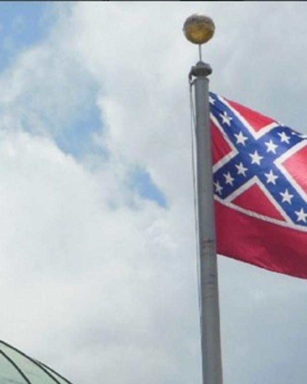 Judge Says Confederate Symbol Is 'Anti-American' Promo Image