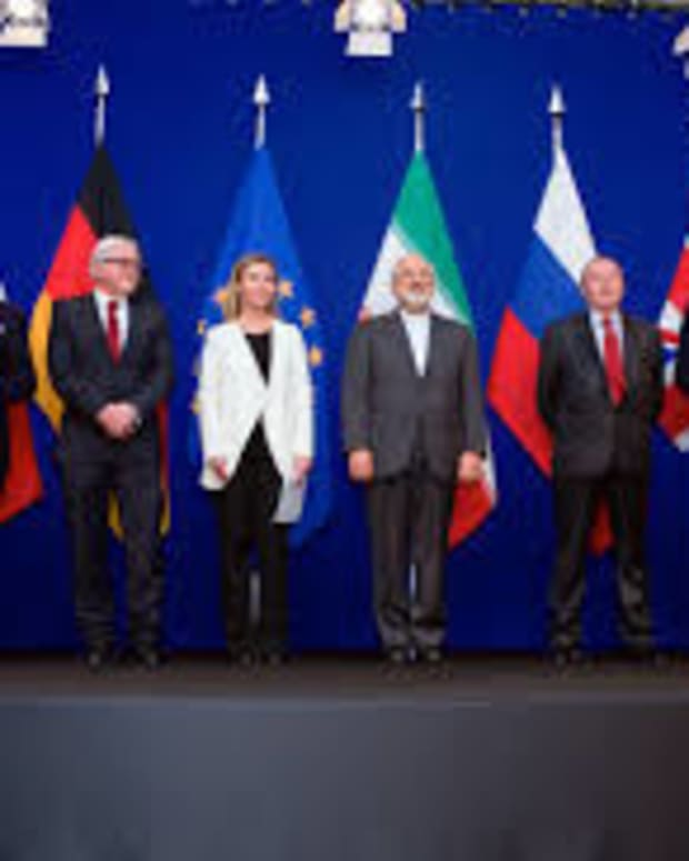 Why The Iran Nuclear Agreement Will Not Work Promo Image