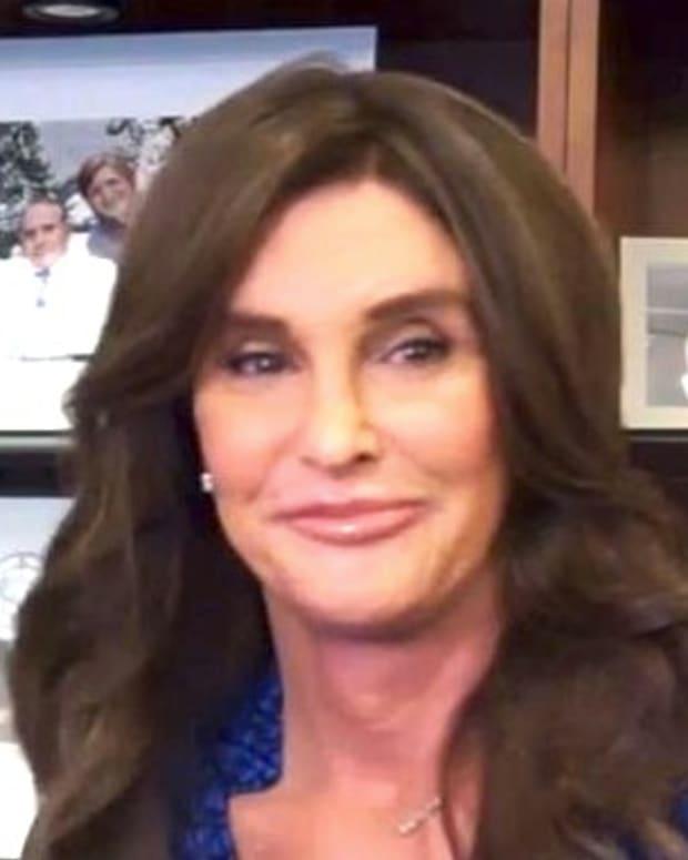 Caitlyn Jenner Praises Sen. Ted Cruz Promo Image