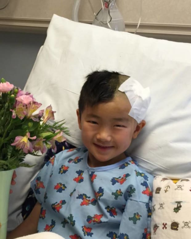 Jeremy Tsou recovering from an alleged bullying incident