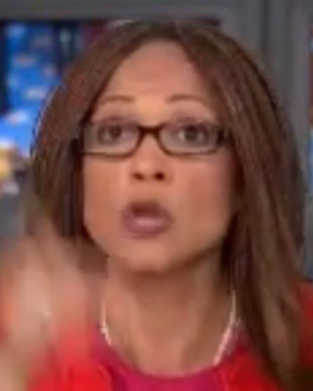 MSNBC Host Melissa Harris-Perry.